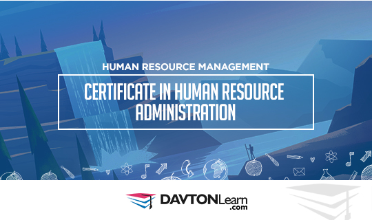 Certificate In Human Resource Administration